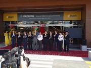 Inauguration du premier supermarché Emart à HCM-Ville