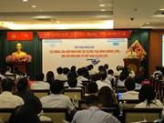 Le TPP au centre d'un colloque scientifique à Hô Chi Minh-Ville
