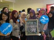 L'UNICEF augmente ses aides financières pour l'Indonésie