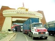 Rénovation de la gestion pour le développement du commerce transfrontalier
