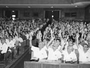 L'AN du Vietnam au moment de la réunification nationale