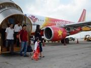 Vietjet ouvre trois nouvelles lignes en janvier