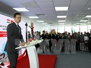 Inauguration du consulat général de Hongrie à HCM-Ville