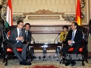 HCM-Ville et Hongrie intensifient leur coopération dans divers domaines