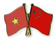 Félicitations pour le 66e anniversaire des relations Vietnam-Chine