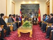 Vietnam et Cambodge renforcent leur coopération dans la sécurité
