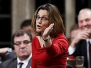 Le Canada signera le TPP en février prochain