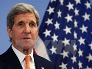 Le secrétaire d'Etat américain au Cambodge