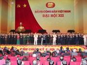 Communication des résultats du 12e Congrès du PCV au corps diplomatique