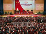 Détermination élevée à appliquer la résolution du 12e Congrès national du PCV
