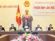 Le Conseil électoral national tient sa deuxième réunion