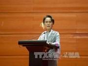 Myanmar : première session de la Chambre des représentants