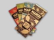 Le chocolat Marou d'origine vietnamien présenté en France