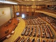 Myanmar : un nouveau président de la Chambre des nationalités