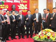 Têt: le vice-Premier ministre Nguyen Xuan Phuc à Da Nang