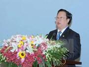 Promouvoir la solidarité et la coopération internationale en cette nouvelle période