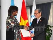 Le PAM promeut ses relations de partenariat avec le Vietnam