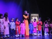 Les Vietnamiens à l'étranger fêtent le Nouvel An lunaire