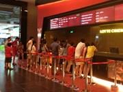 Les cinémas vietnamiens font face à la concurrence étrangère