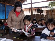 L'éducation : une priorité pour les minorités ethniques