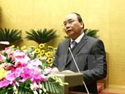Le vice-Premier ministre Nguyen Xuan Phuc se rend à Hai Duong