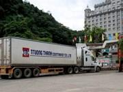 Mesures pour réduire le déficit du commerce avec la Chine