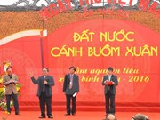 Ouverture de la 14e Journée de la poésie vietnamienne