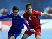 Futsal : le Vietnam se classe 4e en Asie