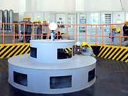 Mise en service du turboalternateur N°1 de la Centrale hydroélectrique de Krông Nô 3