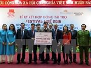 Vietnam Airlines et Jetstar Pacific Airlines, sponsors du Festival de Hue 2016