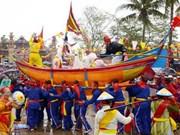 La fête de la prière pour la pêche de Thuân An à Huê