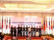 Clôture de la conférence restreinte des ministres des AE de l'ASEAN au Laos
