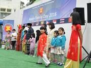 Le Vietnam à la Journée de l'ASEAN 2016 à Hongkong (Chine)