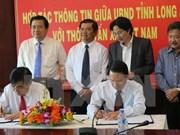 La VNA intensifie la coopération avec les provinces de Long An et Dong Nai