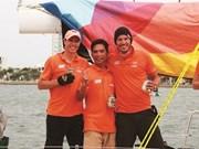 Un Vietnamien au départ de la Clipper Race