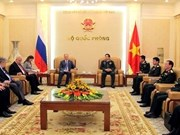 VN et Russie renforce leur coopération dans la défense