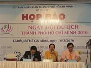 Prochaine Fête du tourisme de Hô Chi Minh-Ville