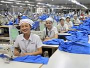 Productivité: le textile vietnamien au 1er rang mondial