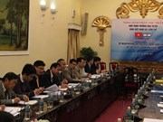 Ouverture du 1er cycle de négociations sur l'ALE Vietnam-Israël
