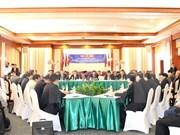 Trois pays se concentrent sur le développement du Triangle de développement CLV