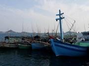 La Thaïlande arrête 47 pêcheurs vietnamiens et leurs cinq bateaux