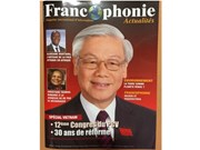 Francophonie Actualités: Numéro spécial sur les 30 ans de Renouveau du Vietnam