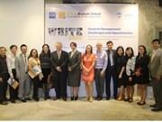 Publication du Livre blanc sur les assistances aux entreprises vietnamiennes