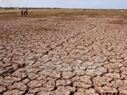 Aides internationales contre la sécheresse et la salinisation