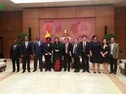 Vietnam et Mozambique intensifient leur coopération parlementaire