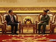 Chine et Myanmar renforcent la coopération pour la paix le long de leur frontière commune
