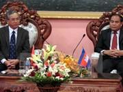 Kon Tum et Stung Treng cherchent à renforcer leur coopération