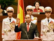 Messages de félicitations au nouveau Premier ministre Nguyên Xuân Phuc