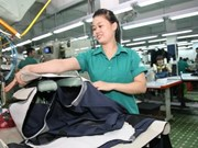 Textile-habillement : plus de 63 milliards de dôngs pour la formation de la main-d'oeuvre
