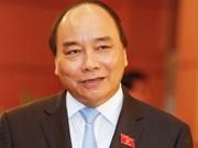 Le Cambodge et Singapour félicitent le Premier ministre Nguyên Xuân Phuc